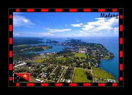 Papua New Guinea Madang Aerial View New Postcard Papua-Neuguinea AK - Papua-Neuguinea