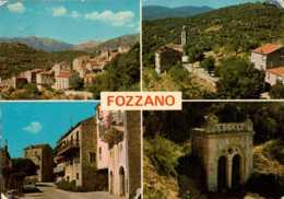 Dep 20 , 2B , Cpm FOZZANO  , Multivues , 20.1128.01 , Village De COLOMBIA (D09.877) - Other Municipalities