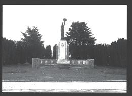 Jandrain / Orp- Monument Dédié Aux Chasseurs Français - état Neuf - Ed. De La Buissière, Braives - Orp-Jauche
