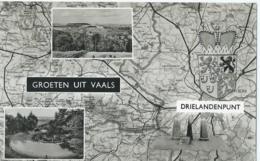 Vaals - Groeten Uit Vaals - Drielandenpunt - 1963 - Vaals