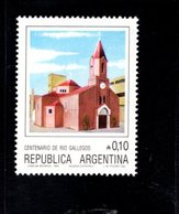771300539 1986 SCOTT 1552 POSTFRIS  MINT NEVER HINGED EINWANDFREI  (XX) - RIO GALLEGOS CITY - Neufs