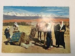 AK   LEBANON   FOLK ETHNIC COSTUME - Libanon