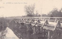 Alpes-Maritimes - Antibes - L'ancien Pont De La Brague - Antibes