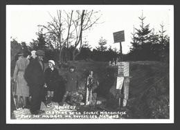 Banneux - Banneux 1933 - Captage De La Source Miraculeuse - Imp. J. Chauveheid - état Neuf - Sprimont