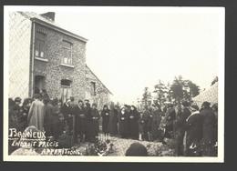 Banneux - Banneux 1933 - Endroit Précis Des Apparitions - Imp. J. Chauveheid - Sprimont