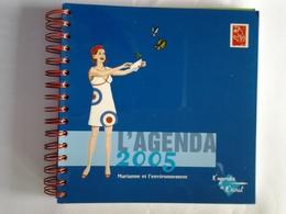 AGENDA POSTE 2005 NEUF - Stamps