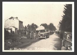 Banneux - Banneux 1933 - Le Pélérinage De Banneux - Imp. J. Chauveheid - Autobus - Sprimont