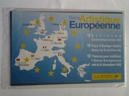 SERIE EUROPE 1992 - Ohne Zuordnung
