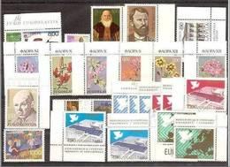 1976 1977 Yugoslavia Jugoslavia 13 SERIE MNH** (26v.) 1553/54+1561+1563/74+1580 /81(x3)+1587+1589(x2) - 1945-1992 Socialist Federal Republic Of Yugoslavia