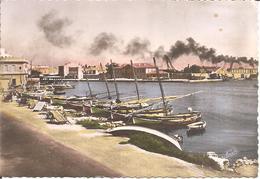 SETE (34) Le Port Des Pêcheurs En 1952  CPSM  GF - Sete (Cette)
