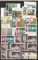 1974/1975 Yugoslavia Jugoslavia 14 SERIE ** Con 35v.: 1454/60+1468+1469/70(x2)+ 1481/83+1506/07(x3)+1516/ 18(x4)+1748/49 - 1945-1992 Socialist Federal Republic Of Yugoslavia