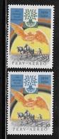 Peru 1960 World Refugee Year MNH - Peru