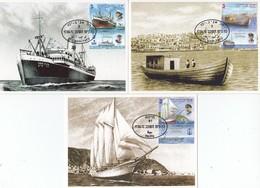 GOOD ISRAEL Maximum Cards 2012 - Seamanships - Maximum Cards