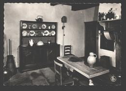 Montquintin - Musée De La Vie Paysanne - Cuisine / Buffet / Vaisselier Du XVIIIe Siècle - Photo Véritable - Rouvroy