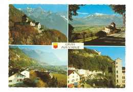 GRUSS AUS VADUZ - Liechtenstein