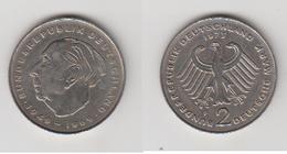 2 MARK 1973 F (SUP ) - [ 7] 1949-… : RFA - Rép. Féd. D'Allemagne