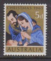 Australia 1965 Christmas 1v ** Mnh (42815A) - Ongebruikt