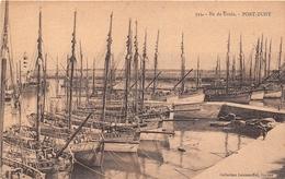 ¤¤  -  ILE-de-GROIX   -  PORT-TUDY   -  Bateaux De Pêches     -   ¤¤ - Groix