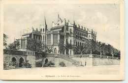 DJIBOUTI LE PALAIS DU GOUVERNEUR - Djibouti