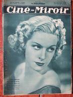 Revue Ciné Miroir N°688 (10 Juin 1938) Viviane Romance - Le Petit Chose - Le Tigre Du Bengale - 1900 - 1949