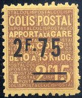 -France Colis Postaux 120** - Mint/Hinged