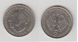 2 MARK 1978 F (SUP ) - [ 7] 1949-… : RFA - Rép. Féd. D'Allemagne