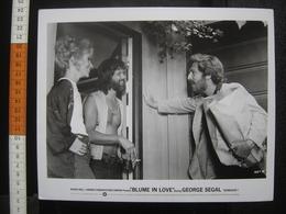 Photo Argentique CINEMA 1973 Segal Anspach BLUME IN LOVE Movie LES CHOSES DE L'AMOUR - Photos
