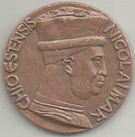 Nicola Marchio Estensis, Ae. Gr. 14, Cm. 3,2. - Italia