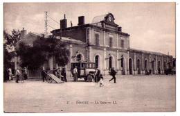 4671 -,Issoire - La Gare - N°27 - Lévy & Neurdein Réunis ( L.L. ) - - Issoire