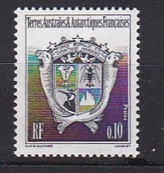 Timbre T.A.A.F. N° 163** Armoiries Du Territoire - Unused Stamps