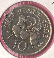 10 Pence FAO 1992 Guernsey - Guernsey