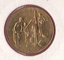 10 Francs 2005 FAO West Africa Afrique De L' Ovest - Coins
