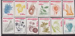 Mozambico  Agriculture Agricoltura Fruits Farm Set  MNH - Agricoltura