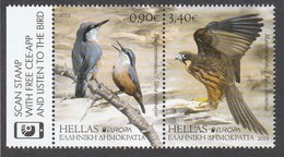 "Greece 2019 Europa Cept ""National Birds"" Set MNH - Greece"