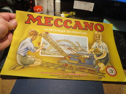 CATALOGUE MECCANO - Meccano