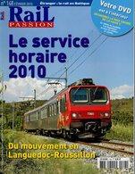 Revue RAIL PASSION N°148/149 Toulon, Languedoc-Roussillon, Nantes, Chalindrey, Lyon, Chasse-neige 6 Pages, Londres-St-Pa - Spoorwegen En Trams
