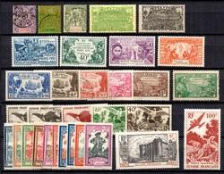Guyane Belle Petite Collection D'anciens 1892/1946. Bonnes Valeurs. B/TB. A Saisir! - French Guiana (1886-1949)