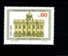 771319328 1985 SCOTT 1499 POSTFRIS  MINT NEVER HINGED EINWANDFREI  (XX) -  CENTRAL BANK 50TH ANNIV - Neufs