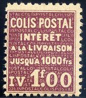 -France Colis Postaux 172** - Parcel Post