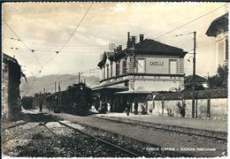 CASELLE TORINESE - STAZIONE FERROVIARIA - Transports