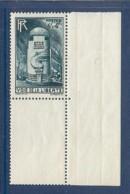 N° 788a VARIETE ANNEAU SUR LA FLAMME ** - Variétés: 1945-49 Neufs