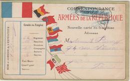 CORRESPONDANCE DES ARMEES DE LA REPUBLIQUE. - Weltkrieg 1914-18