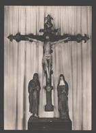 Waha - Eglise Romane Saint Etienne - Calvaire - Photo Véritable - Marche-en-Famenne