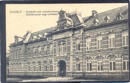 HASSELT - Gesticht Voor Vroedvrouwen - Institut Pour Sage-femmes - Hasselt