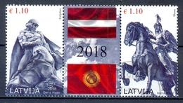 LETLAND    (COE 280) - Latvia