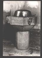 Waha - Eglise Romane Saint Etienne - Fonts Baptismaux - Photo Véritable - Marche-en-Famenne