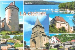 LA  CREUSE 23 -MULTIVUES -EDITIONS FRANCE REGARD - Unclassified