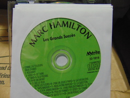 Marc Hamilton- Les Grands Succes - Compilaties