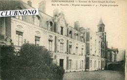 CPA - FONTAINEBLEAU -  COUVENT SAINT-JOSEPH-DE-CLUNY (IMPECCABLE) - Fontainebleau