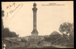 51 - CHAMPAUBERT - Colonne Commémorative De La Bataille De 1814 - Other Municipalities